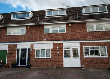 Thumbnail 4 bedroom town house for sale in Hazel Drive, Reading