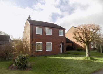 Thumbnail 3 bed detached house for sale in Ryehill Park, Kirklinton, Carlisle