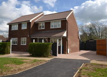 Thumbnail 3 bed detached house for sale in Summerfield Close, London Colney, St. Albans