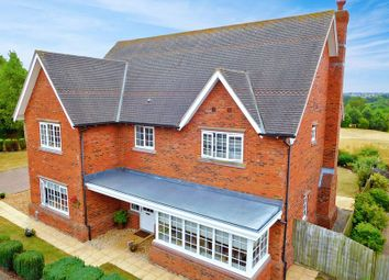 Thumbnail 5 bed detached house for sale in Little Lakes, Wychwood Park, Weston