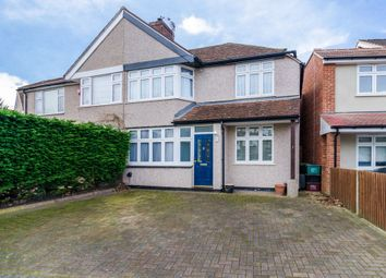 Thumbnail 4 bed semi-detached house for sale in Chaucer Road, Sidcup