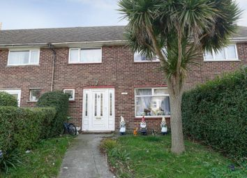 Thumbnail 3 bed terraced house for sale in Old Folkestone Road, Dover