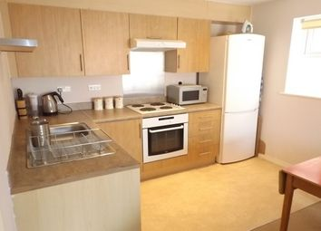 Thumbnail 1 bed flat to rent in Alma Road, Banbury