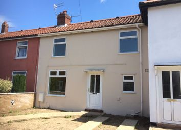Thumbnail 3 bed terraced house to rent in Appelyard Crescent, Norwich
