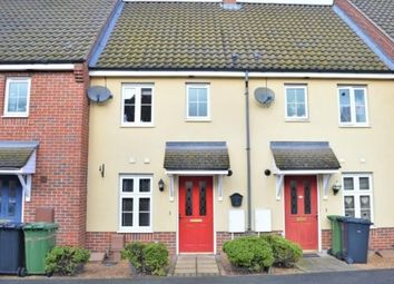 Thumbnail 2 bedroom terraced house to rent in Tasburgh Close, King's Lynn