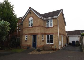 Thumbnail 4 bed detached house for sale in Crofters Meadow, Farington Moss, Leyland