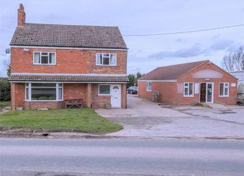 Thumbnail 3 bed detached house for sale in Main Road, Wrangle, Boston, Lincolnshire