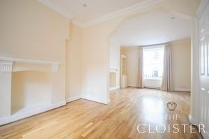 Thumbnail 3 bed flat for sale in Ivor Place, London