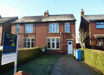 Thumbnail 3 bed semi-detached house to rent in Kirkham Road, Freckleton, Preston