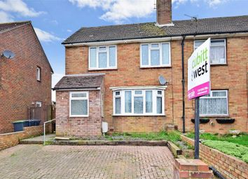 Thumbnail 2 bed end terrace house for sale in Middle Park Way, Havant, Hampshire