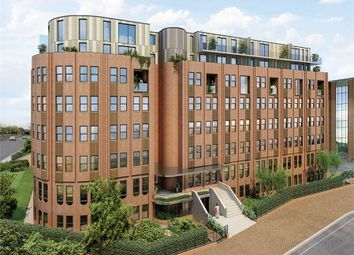 Thumbnail Studio for sale in Verve Apartments, 5 Mercury Gardens, Romford, Essex