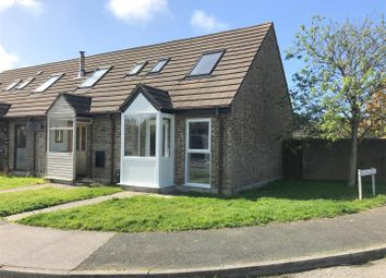 Thumbnail 1 bed end terrace house to rent in Vyvyan Drive, Quintrell Downs, Newquay