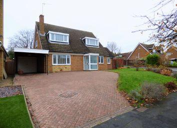 Thumbnail 4 bedroom detached house for sale in Bridgewater Drive, Abington, Northampton