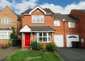 Thumbnail 3 bed semi-detached house for sale in Aldershaws, Dickens Heath, Shirley, Solihull