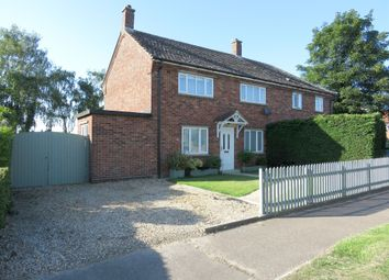 Thumbnail 3 bed semi-detached house for sale in Cyprus Road, Attleborough