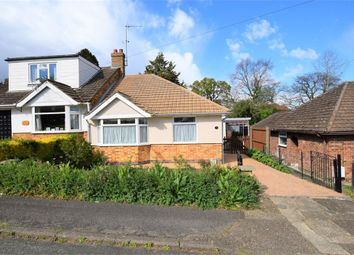 Thumbnail 2 bed semi-detached bungalow for sale in Burford Avenue, Abington, Northampton