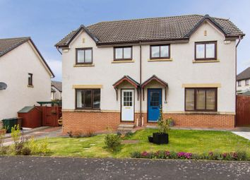 Thumbnail 3 bed semi-detached house for sale in 118 The Murrays, Liberton, Edinburgh