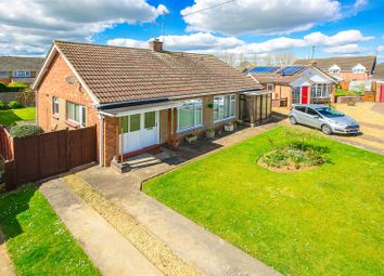 Thumbnail 2 bed semi-detached bungalow for sale in Wolfe Close, Kettering