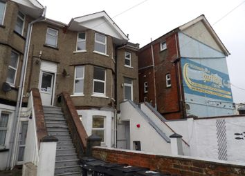 Thumbnail 3 bedroom flat to rent in Belle Vue Road, Southbourne, Bournemouth