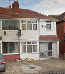 Thumbnail 3 bed end terrace house to rent in Balmoral Drive, Hayes
