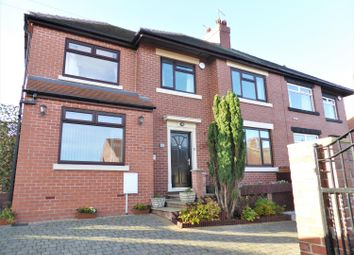Thumbnail 4 bed semi-detached house for sale in Manor Way, Hoyland, Barnsley