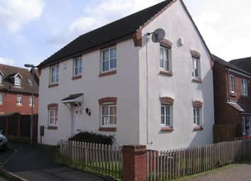 Thumbnail 3 bedroom detached house to rent in Saville Close, Wellington, Telford