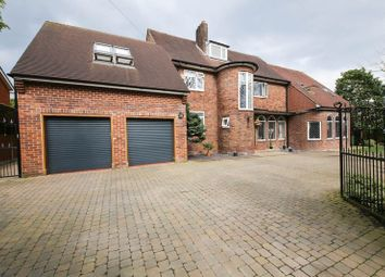 Thumbnail 6 bed detached house for sale in Wigan Road, Standish, Wigan