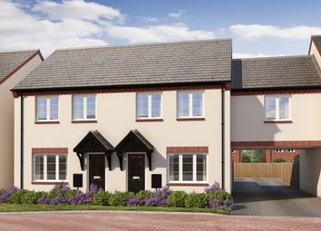 Thumbnail 3 bed terraced house for sale in Hampden Sqaure, Upper Heyford
