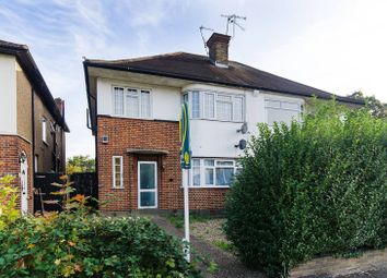 Thumbnail 2 bed flat to rent in The Ridgeway, North Harrow