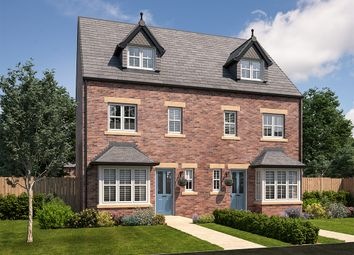 """Thumbnail 4 bed town house for sale in """"Hereford"""" at Goodwood Drive, Carlisle"""