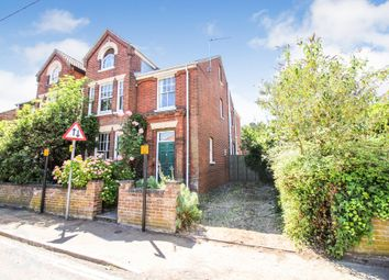 Thumbnail 4 bed semi-detached house for sale in Grove Road, Beccles