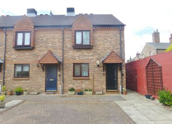 Thumbnail 3 bed end terrace house for sale in De Grey Court, York