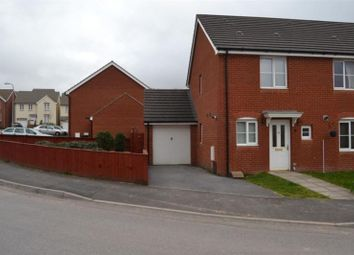 Thumbnail 2 bed property to rent in Dol Y Dderwen, Ammanford