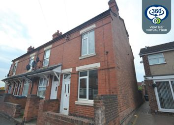 Thumbnail 2 bed end terrace house to rent in Lynton Road, Coventry