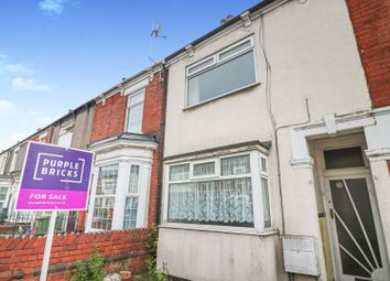 3 bed terraced house for sale in Park Street, Cleethorpes DN35