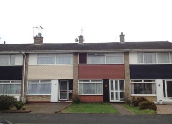 Thumbnail 3 bed terraced house to rent in Winchester Drive, Burton On Trent, Staffordshire