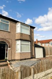 3 bed end terrace house for sale in Max Road, Coventry CV6