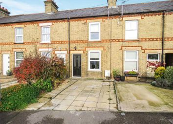 Thumbnail 2 bed terraced house for sale in Crosshall Road, Eaton Ford, St. Neots