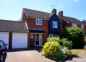 Thumbnail 3 bed link-detached house for sale in Snowcroft, Capel St. Mary, Ipswich
