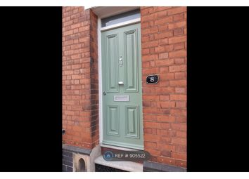 Thumbnail 2 bed end terrace house to rent in Margaret Street, Derby
