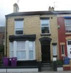 Thumbnail 2 bed terraced house to rent in Gainsborough Road, Wavertree