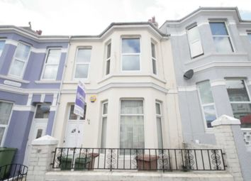 Thumbnail 1 bed flat for sale in 39A Faringdon Road, Plymouth