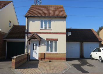 Thumbnail 2 bed link-detached house for sale in Honeysuckle Place, Weston-Super-Mare, North Somerset