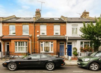 Thumbnail 4 bedroom property for sale in Kinnoul Road, Barons Court