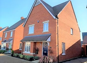 4 bed detached house for sale in Darwin Drive, Biggleswade SG18