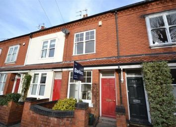 Thumbnail 2 bed terraced house to rent in Knighton Church Road, South Knighton, Leicester
