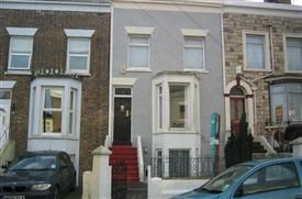 Thumbnail 1 bedroom flat for sale in Vale Road, Ramsgate