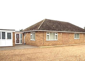 Thumbnail 4 bedroom bungalow to rent in Hurdle Drove, West Row