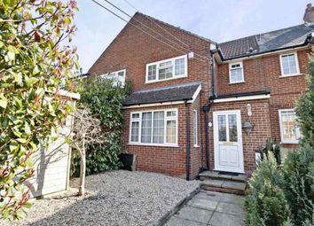 Thumbnail 3 bed terraced house for sale in Old Kempshott Lane, Worting, Basingstoke