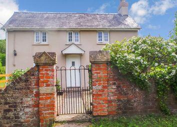 Thumbnail 3 bed cottage for sale in Llandegveth, Newport
